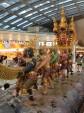 Suvarnabhumi airport Bangkok, Thailand
