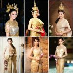 Thai National dress
