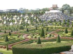 Nong Nooch gardens Pattaya