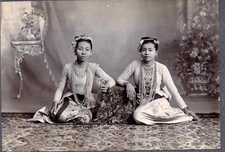 Old pictures of Thailand