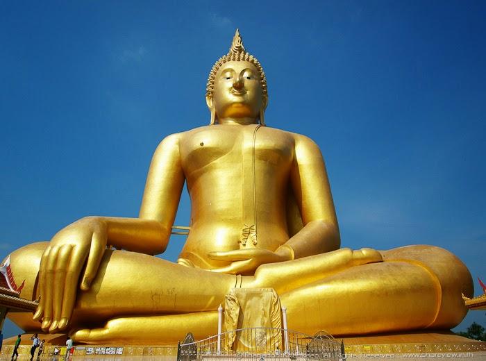 Wat Muang Ang Thong