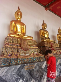 Two Monkeys Buddhism Thailand