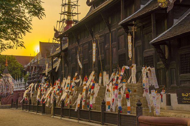 Chiang Mai and Bangkok make Travel list